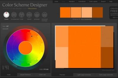 勉強会で思わず歓声が! Color Scheme Designについて。