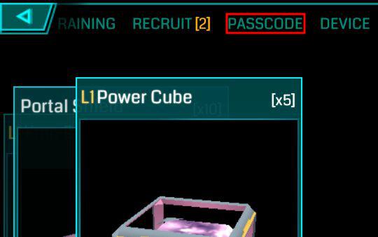 ingress_passcode2