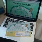 PHPカンファレンス関西2015でWordCamp Kansai 2015のPRをしてきました